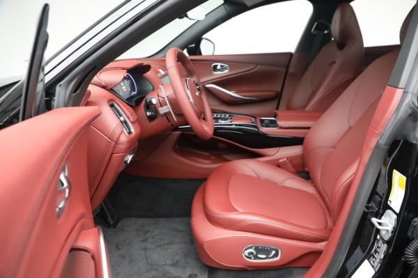 New 2021 Aston Martin DBX for sale $200,686 at Bugatti of Greenwich in Greenwich CT 06830 14