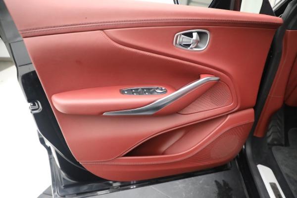 New 2021 Aston Martin DBX for sale $200,686 at Bugatti of Greenwich in Greenwich CT 06830 16