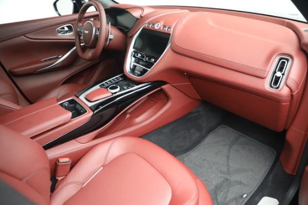 New 2021 Aston Martin DBX for sale $200,686 at Bugatti of Greenwich in Greenwich CT 06830 19