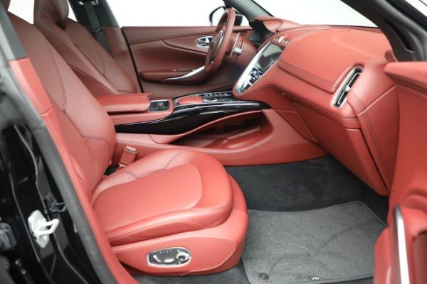 New 2021 Aston Martin DBX for sale $200,686 at Bugatti of Greenwich in Greenwich CT 06830 20