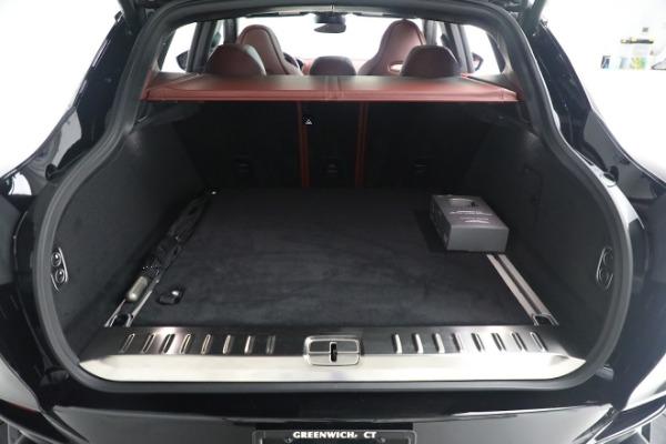 New 2021 Aston Martin DBX for sale $200,686 at Bugatti of Greenwich in Greenwich CT 06830 23