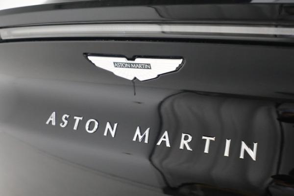 New 2021 Aston Martin DBX for sale $200,686 at Bugatti of Greenwich in Greenwich CT 06830 24