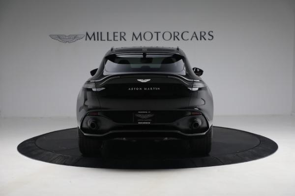 New 2021 Aston Martin DBX for sale $200,686 at Bugatti of Greenwich in Greenwich CT 06830 5