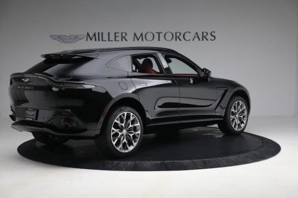 New 2021 Aston Martin DBX for sale $200,686 at Bugatti of Greenwich in Greenwich CT 06830 7