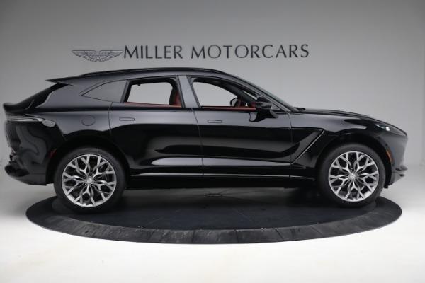 New 2021 Aston Martin DBX for sale $200,686 at Bugatti of Greenwich in Greenwich CT 06830 8