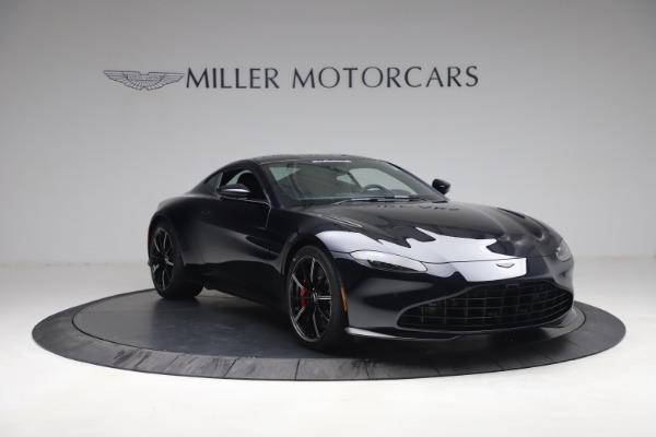 New 2021 Aston Martin Vantage for sale $189,686 at Bugatti of Greenwich in Greenwich CT 06830 10