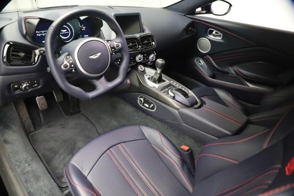 New 2021 Aston Martin Vantage for sale $189,686 at Bugatti of Greenwich in Greenwich CT 06830 13