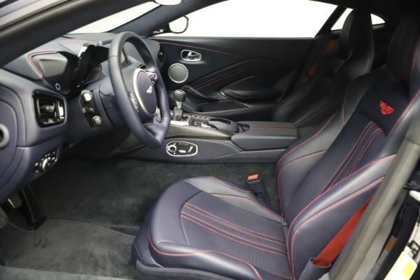 New 2021 Aston Martin Vantage for sale $189,686 at Bugatti of Greenwich in Greenwich CT 06830 14