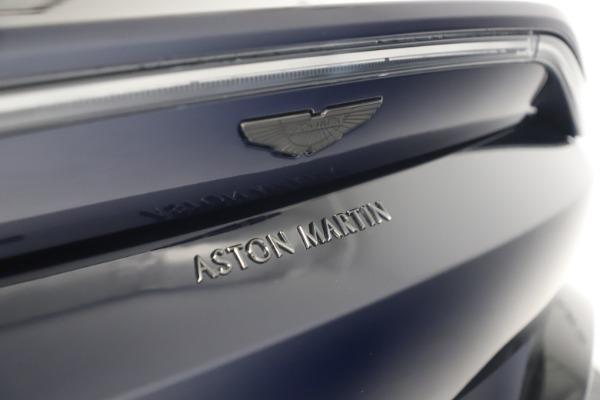 New 2021 Aston Martin Vantage for sale $189,686 at Bugatti of Greenwich in Greenwich CT 06830 18