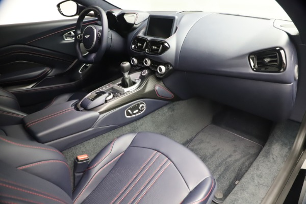 New 2021 Aston Martin Vantage for sale $189,686 at Bugatti of Greenwich in Greenwich CT 06830 19