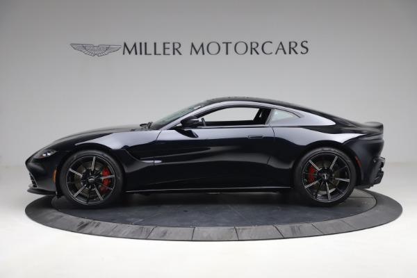 New 2021 Aston Martin Vantage for sale $189,686 at Bugatti of Greenwich in Greenwich CT 06830 2