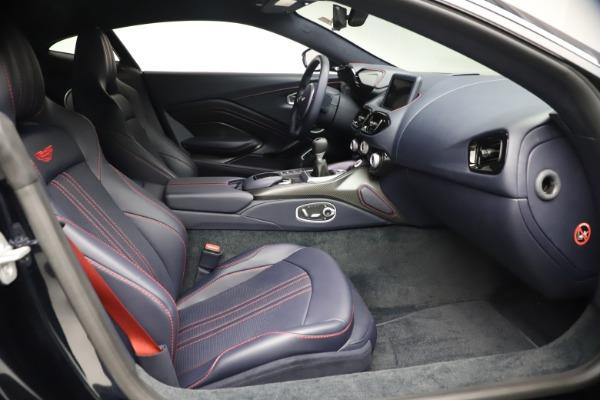 New 2021 Aston Martin Vantage for sale $189,686 at Bugatti of Greenwich in Greenwich CT 06830 20