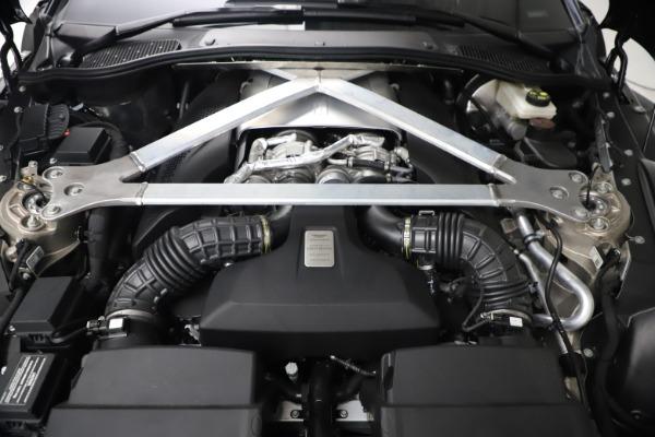 New 2021 Aston Martin Vantage for sale $189,686 at Bugatti of Greenwich in Greenwich CT 06830 25