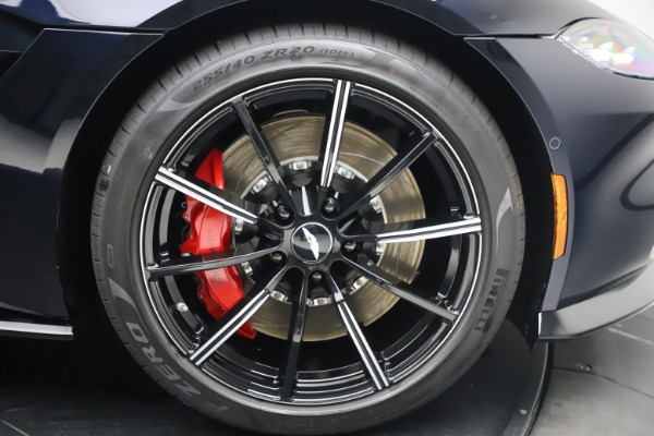 New 2021 Aston Martin Vantage for sale $189,686 at Bugatti of Greenwich in Greenwich CT 06830 26