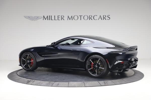 New 2021 Aston Martin Vantage for sale $189,686 at Bugatti of Greenwich in Greenwich CT 06830 3