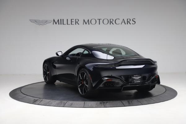 New 2021 Aston Martin Vantage for sale $189,686 at Bugatti of Greenwich in Greenwich CT 06830 4