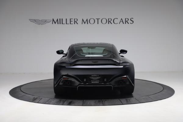 New 2021 Aston Martin Vantage for sale $189,686 at Bugatti of Greenwich in Greenwich CT 06830 5