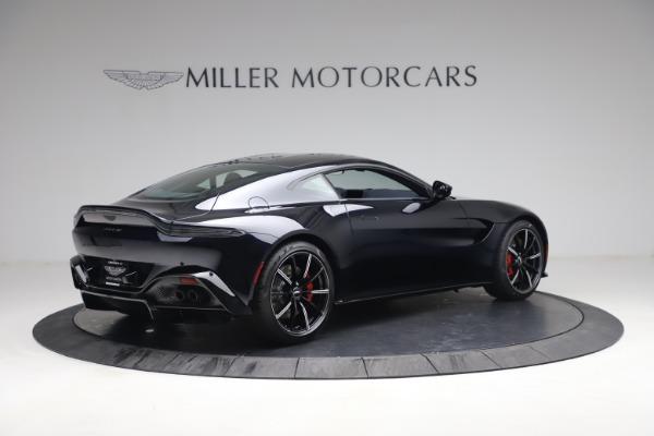 New 2021 Aston Martin Vantage for sale $189,686 at Bugatti of Greenwich in Greenwich CT 06830 7