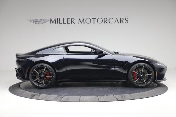 New 2021 Aston Martin Vantage for sale $189,686 at Bugatti of Greenwich in Greenwich CT 06830 8
