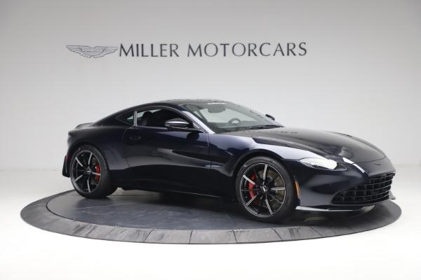 New 2021 Aston Martin Vantage for sale $189,686 at Bugatti of Greenwich in Greenwich CT 06830 9