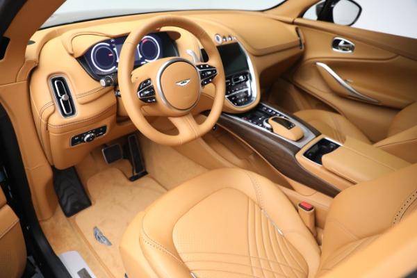 New 2021 Aston Martin DBX for sale $209,586 at Bugatti of Greenwich in Greenwich CT 06830 13