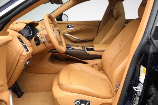 New 2021 Aston Martin DBX for sale $209,586 at Bugatti of Greenwich in Greenwich CT 06830 14