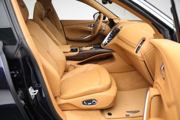 New 2021 Aston Martin DBX for sale $209,586 at Bugatti of Greenwich in Greenwich CT 06830 20