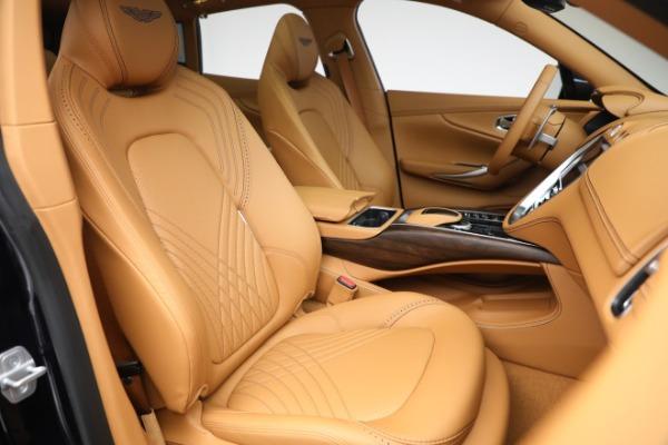 New 2021 Aston Martin DBX for sale $209,586 at Bugatti of Greenwich in Greenwich CT 06830 21