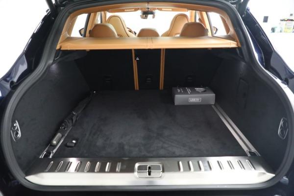 New 2021 Aston Martin DBX for sale $209,586 at Bugatti of Greenwich in Greenwich CT 06830 23