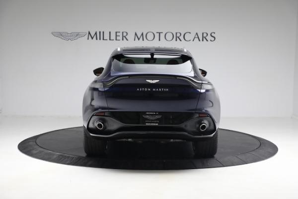 New 2021 Aston Martin DBX for sale $209,586 at Bugatti of Greenwich in Greenwich CT 06830 5
