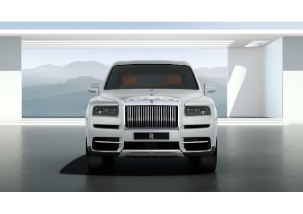 New 2022 Rolls-Royce Cullinan for sale Call for price at Bugatti of Greenwich in Greenwich CT 06830 3