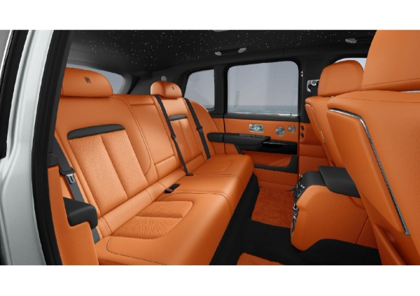 New 2022 Rolls-Royce Cullinan for sale Call for price at Bugatti of Greenwich in Greenwich CT 06830 6