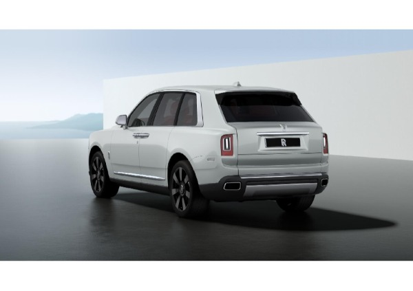 New 2021 Rolls-Royce Cullinan for sale Call for price at Bugatti of Greenwich in Greenwich CT 06830 3
