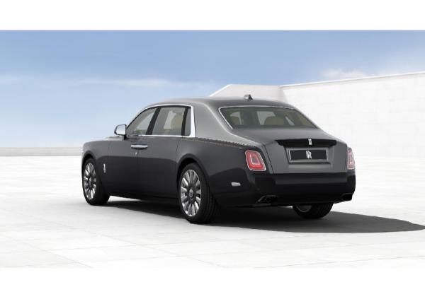 New 2022 Rolls-Royce Phantom EWB for sale Call for price at Bugatti of Greenwich in Greenwich CT 06830 3