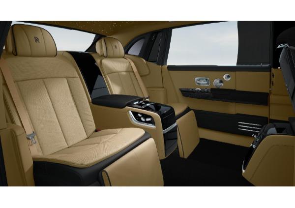 New 2022 Rolls-Royce Phantom EWB for sale Call for price at Bugatti of Greenwich in Greenwich CT 06830 6