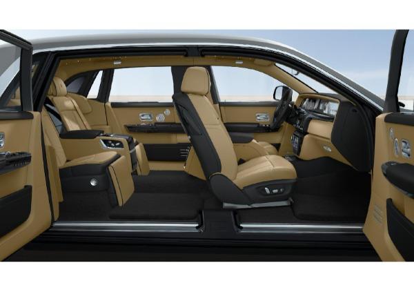 New 2022 Rolls-Royce Phantom EWB for sale Call for price at Bugatti of Greenwich in Greenwich CT 06830 7