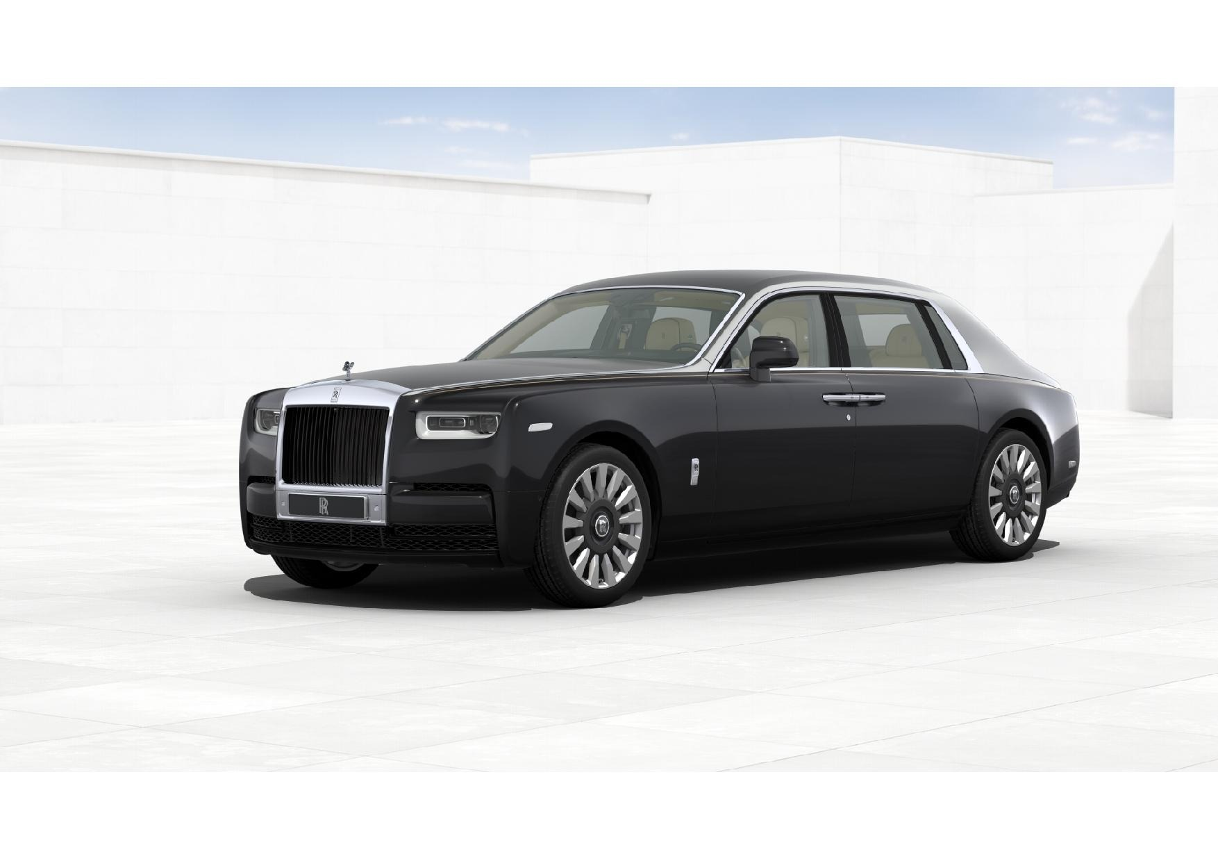 New 2022 Rolls-Royce Phantom EWB for sale Call for price at Bugatti of Greenwich in Greenwich CT 06830 1
