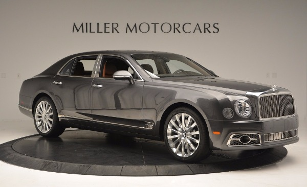 New 2017 Bentley Mulsanne for sale Sold at Bugatti of Greenwich in Greenwich CT 06830 10