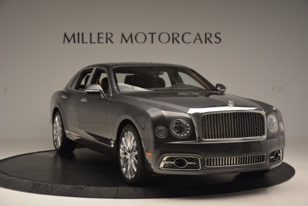 New 2017 Bentley Mulsanne for sale Sold at Bugatti of Greenwich in Greenwich CT 06830 11