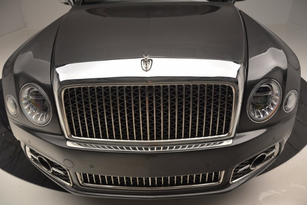 New 2017 Bentley Mulsanne for sale Sold at Bugatti of Greenwich in Greenwich CT 06830 13