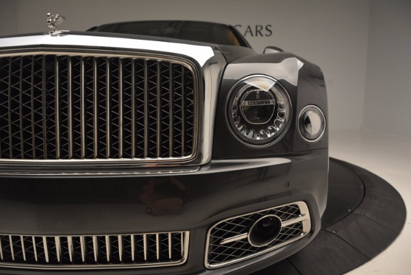 New 2017 Bentley Mulsanne for sale Sold at Bugatti of Greenwich in Greenwich CT 06830 16