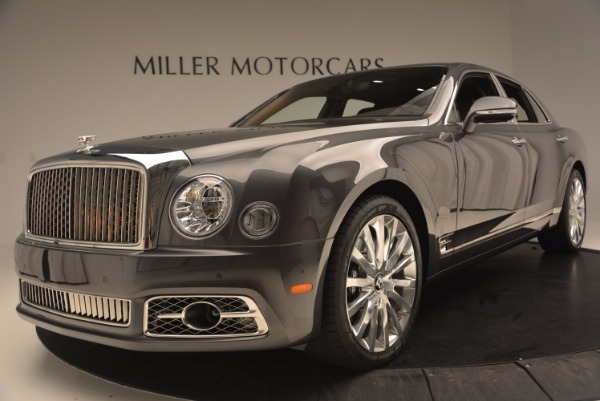 New 2017 Bentley Mulsanne for sale Sold at Bugatti of Greenwich in Greenwich CT 06830 17