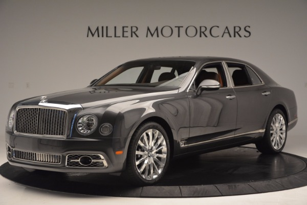 New 2017 Bentley Mulsanne for sale Sold at Bugatti of Greenwich in Greenwich CT 06830 2
