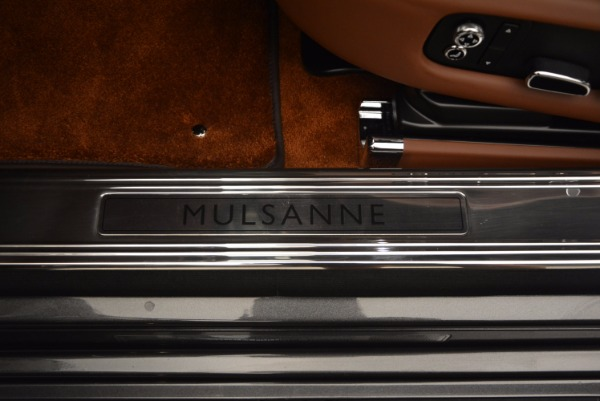 New 2017 Bentley Mulsanne for sale Sold at Bugatti of Greenwich in Greenwich CT 06830 21