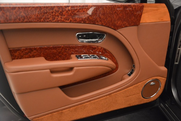 New 2017 Bentley Mulsanne for sale Sold at Bugatti of Greenwich in Greenwich CT 06830 22