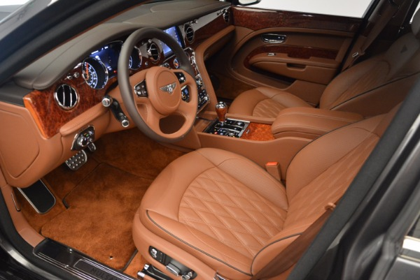 New 2017 Bentley Mulsanne for sale Sold at Bugatti of Greenwich in Greenwich CT 06830 26