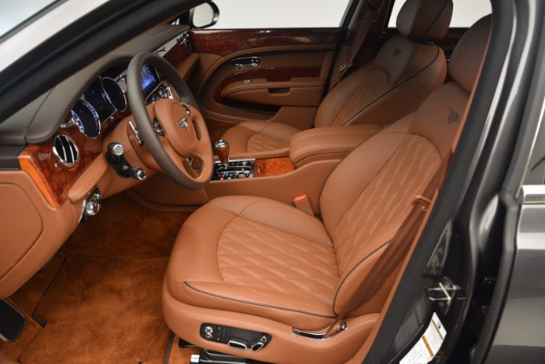 New 2017 Bentley Mulsanne for sale Sold at Bugatti of Greenwich in Greenwich CT 06830 27
