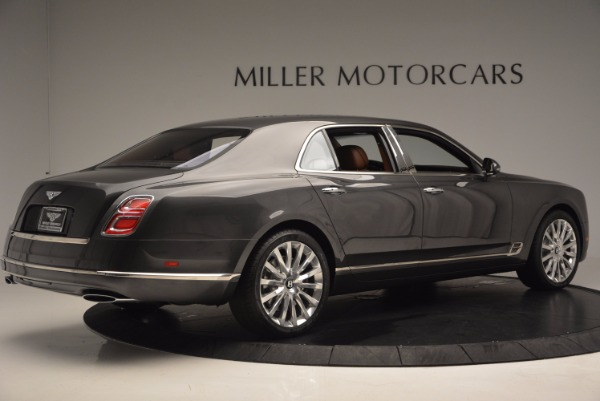 New 2017 Bentley Mulsanne for sale Sold at Bugatti of Greenwich in Greenwich CT 06830 8