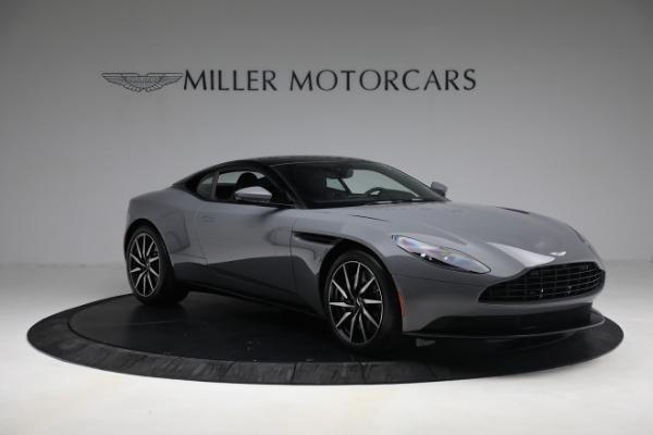 New 2021 Aston Martin DB11 V8 for sale $235,986 at Bugatti of Greenwich in Greenwich CT 06830 10
