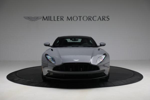 New 2021 Aston Martin DB11 V8 for sale $235,986 at Bugatti of Greenwich in Greenwich CT 06830 11